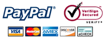 Credit Cards & Paypal