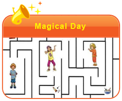 Magical Day Page