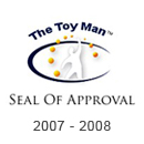 The Toy Man™ Seal of Approval