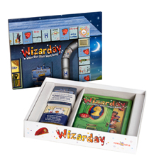 Wizarday board game
